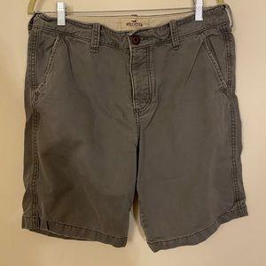 NWOT Men's Hollister Khaki shorts